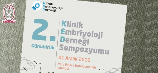 2nd Clinical Embryology Association Symposium – 1 December 2016.