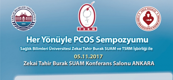 5 November 2017 –  Symposium of PCOS from All Aspects - ANKARA