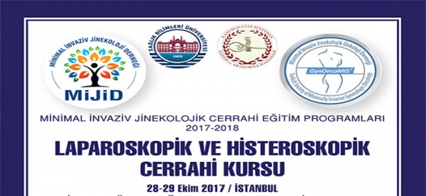 28-29 October  2017 Laparoscopic and Hysteroscopic Surgery Training
