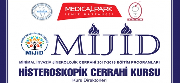 19 November 2017 Sunday- İzmir Medicalpark Hospital – Hysteroscopic Surgery Course