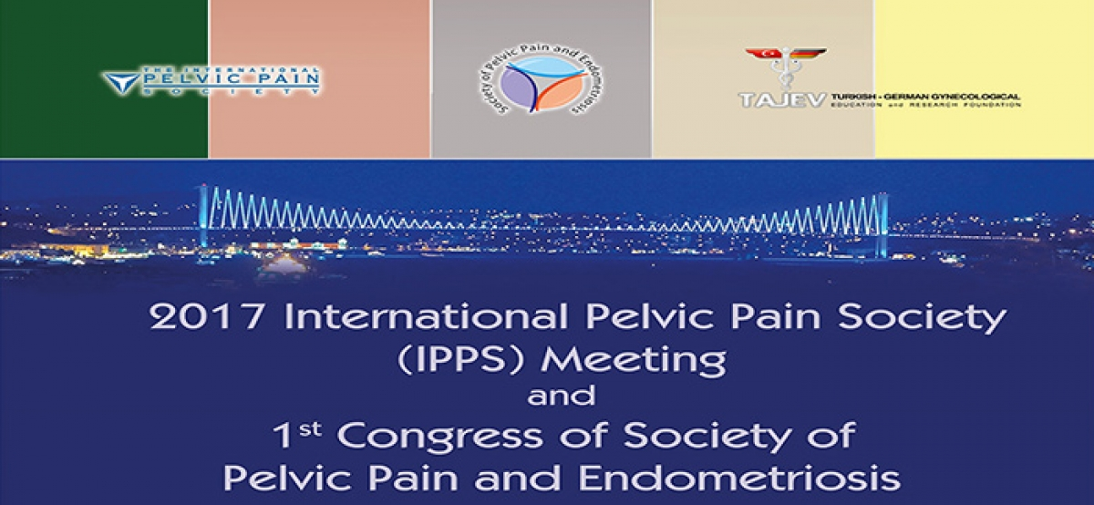 4-6 Mayıs 2017 IPPS Meeting / 1st Congress of Society of Pelvic Pain and Endometriosis