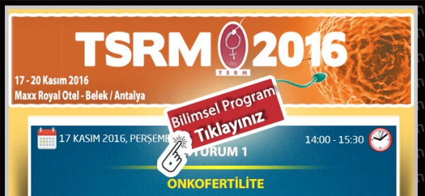 TSRM 2016 Scientific Program