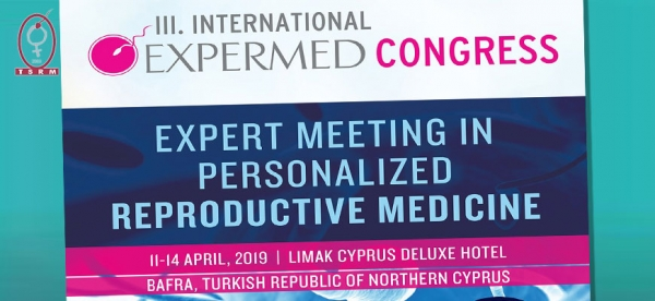 11-14 April 2019 - Expermed Congress - Cyprus