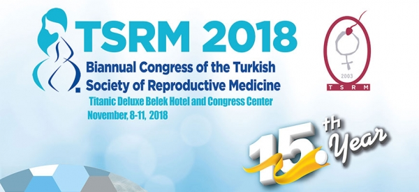 TSRM 2018 - We look forward to you all the scientific Festival